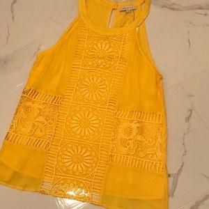 VICI yellow top XS